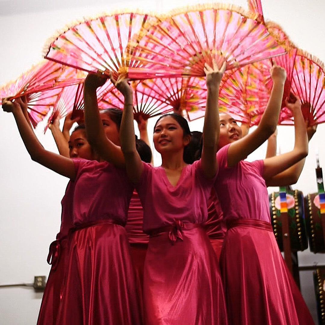 Korean American dancer