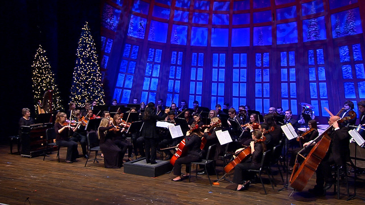 Annual Christmas Gala performed by the Florida Southern College Department of Music