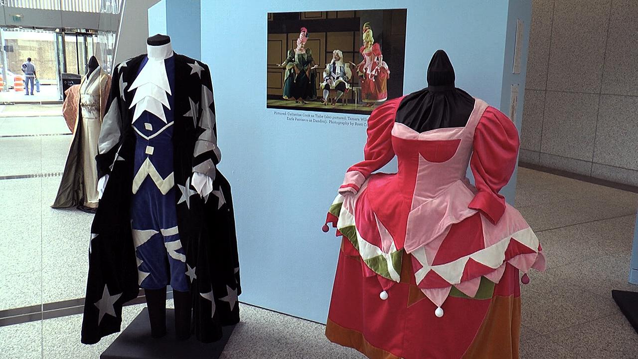 HGO costumes