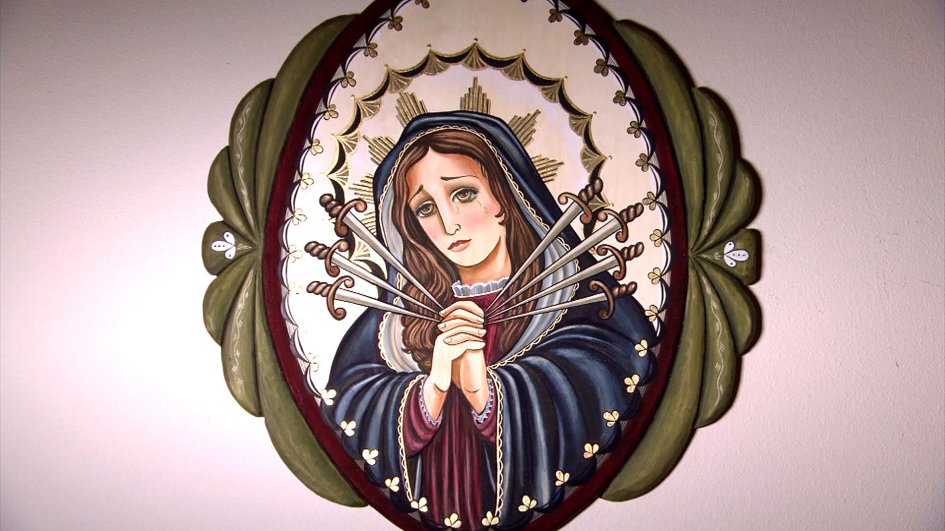 Santa Fe Santera Arlene Cisneros Sena