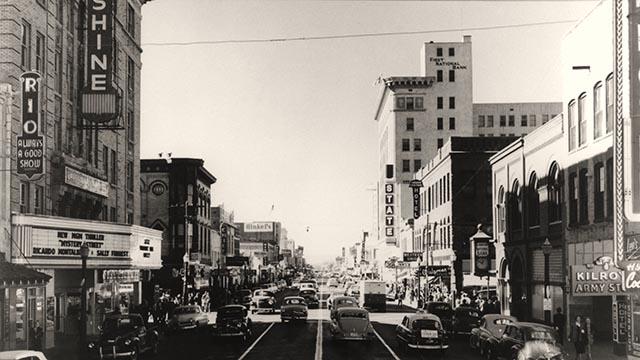 Albq Downtown Rt66