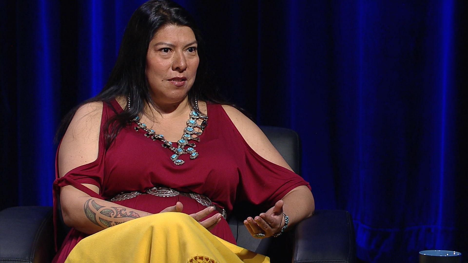 TEWA Women United Corrine Sanchez