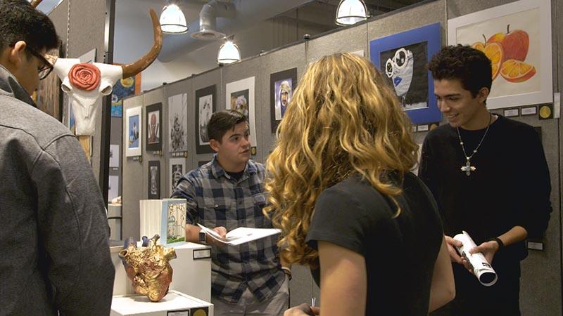 NMPBS APS Youth Art Exhibit