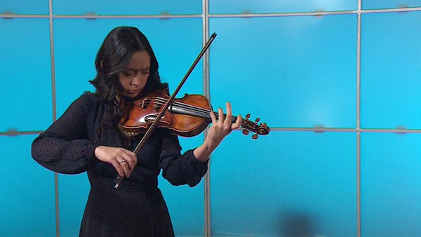 WMVS Lucia Micarelli