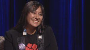 Melanie Yazzie Indigenous Peoples' Day