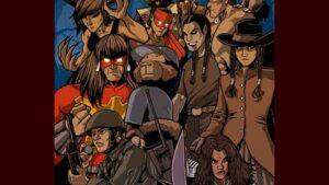 Lee Francis Comics