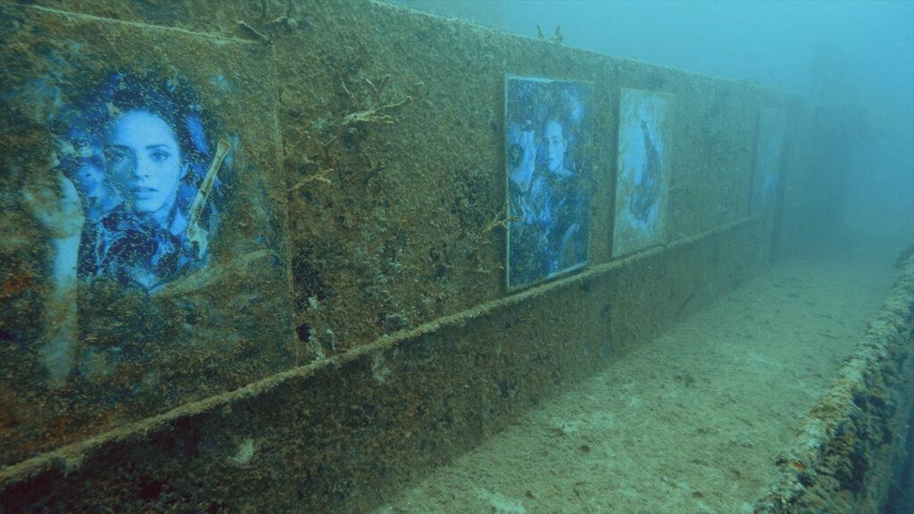 andreas frank plastic ocean