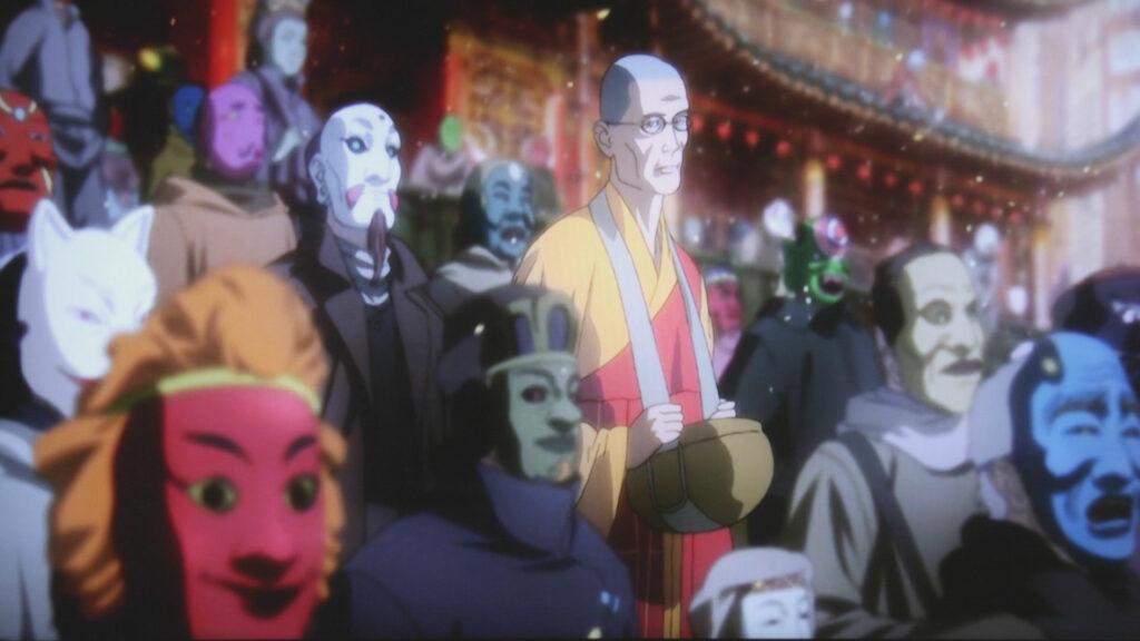 Japanese Animation Before Digital