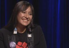 Melanie Yazzie Indigenous Peoples' Day
