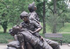Jane Carson, Vietnam Women's Memorial