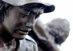 Dotty Beatty, Vietnam Women's Memorial