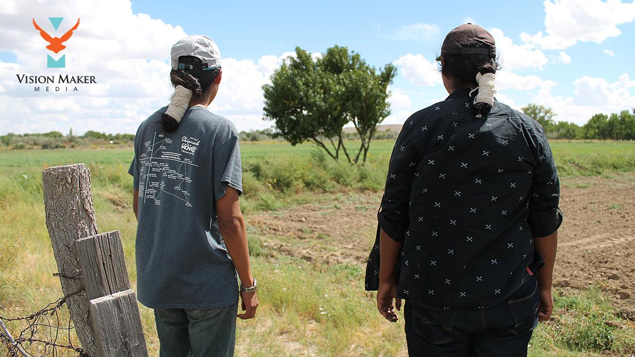 Navajo youth