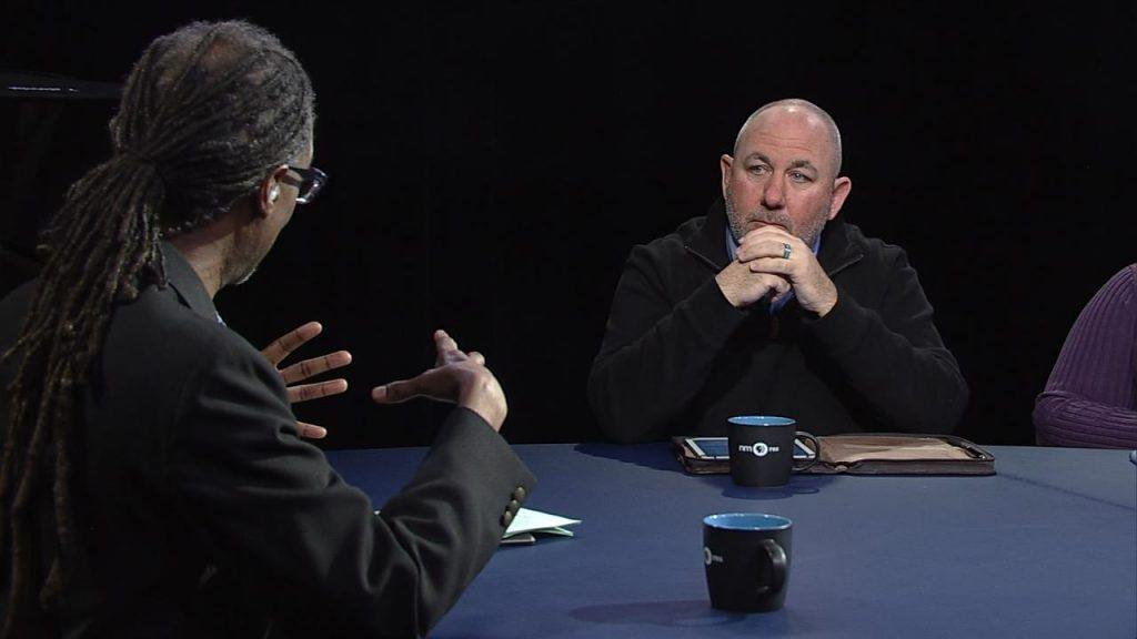 Dan Foley on The Line Panel