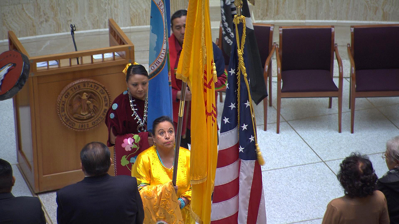 New Mexico in Focus: American Indian Day