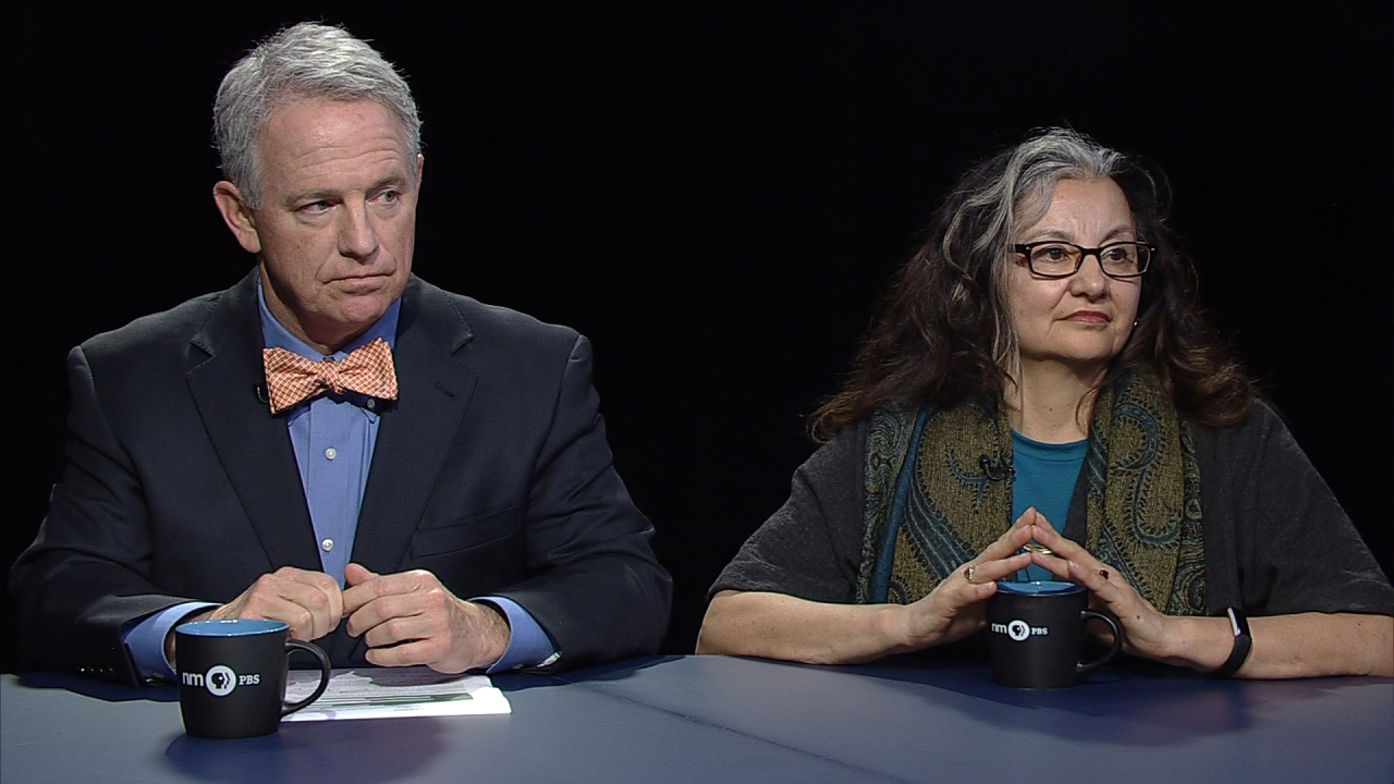New Mexico in Focus: The Line Panel discuss a proposed bill to ban conversion therapy