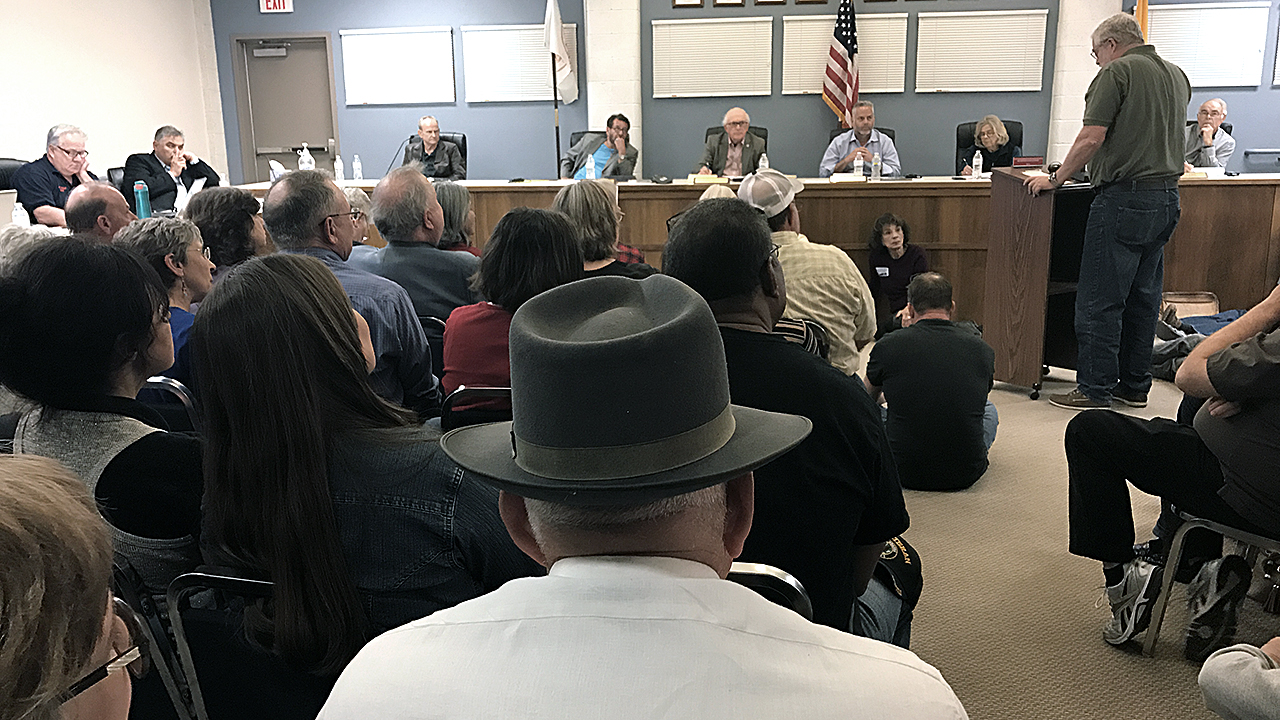 NMiF: Corrales Residents Debate Village Resolution On Immigration