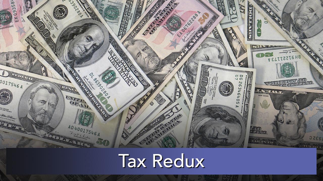 NMiF: Tax Redux