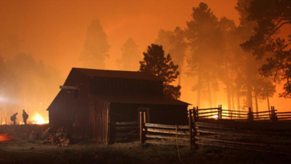 NMiF: Thompson Ridge Fire (Our Land)