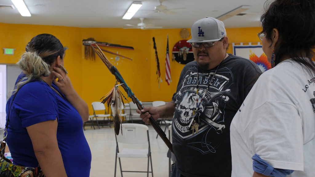 NMiF: Native American health and wellness