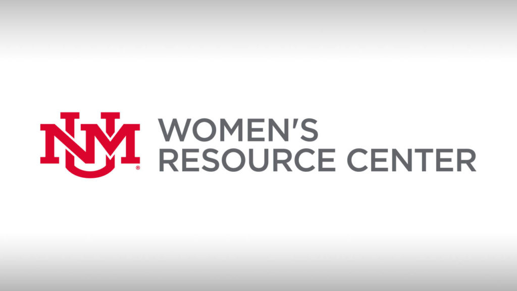 NMiF: UNM Women's Resource Center logo