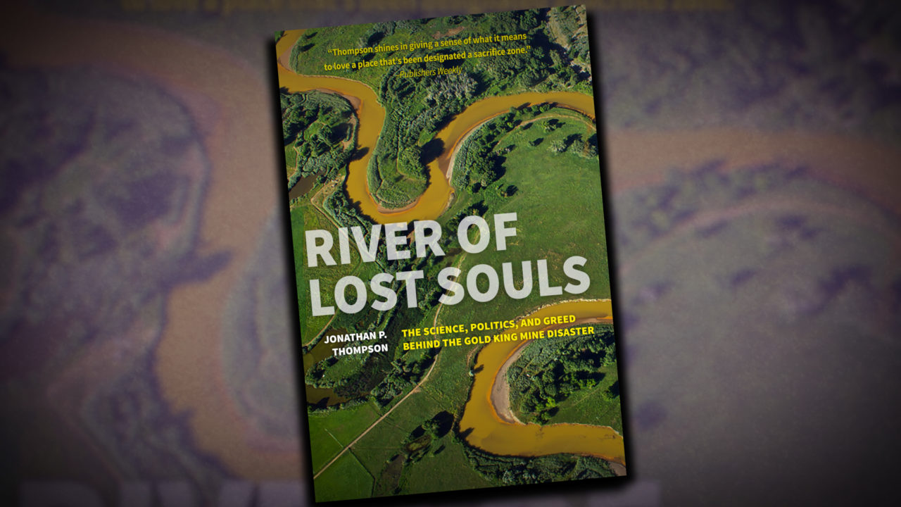River of Lost Souls Book