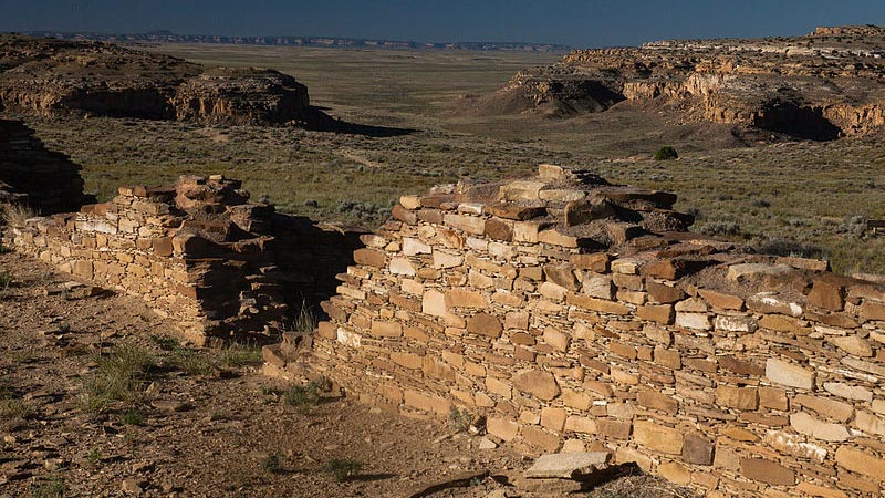 1144 Chaco Canyon Drilling