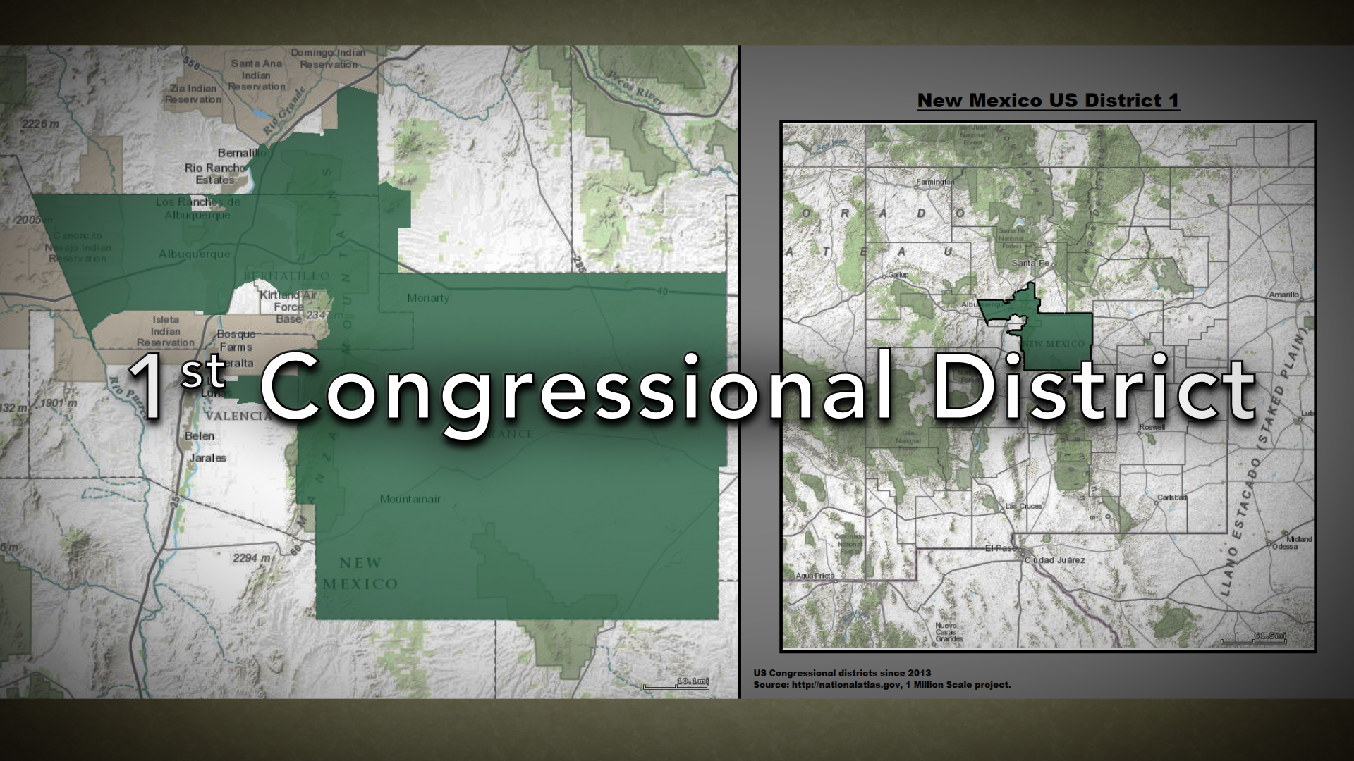 First Congressional District