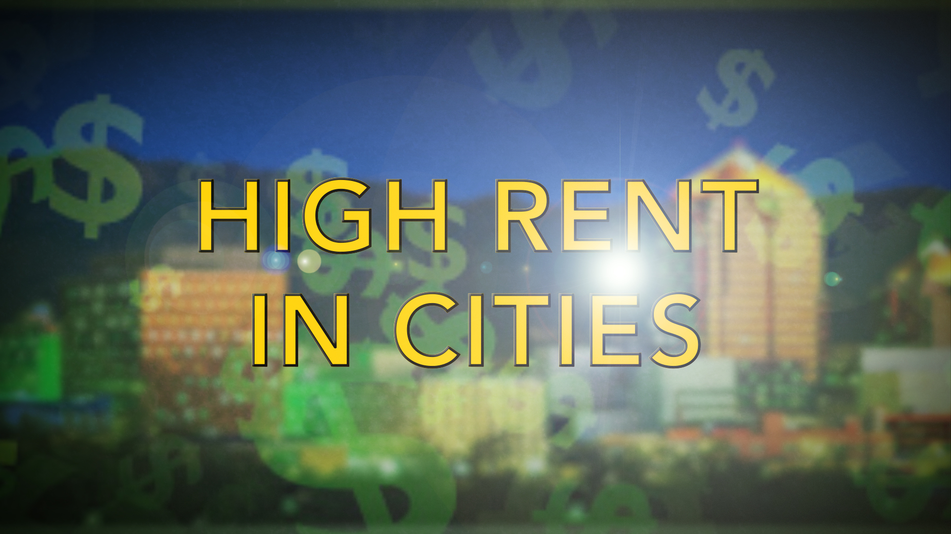 High Rent