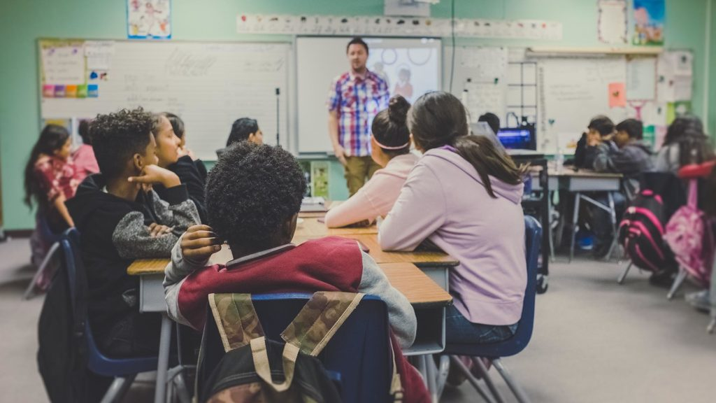 representing diversity in the classroom