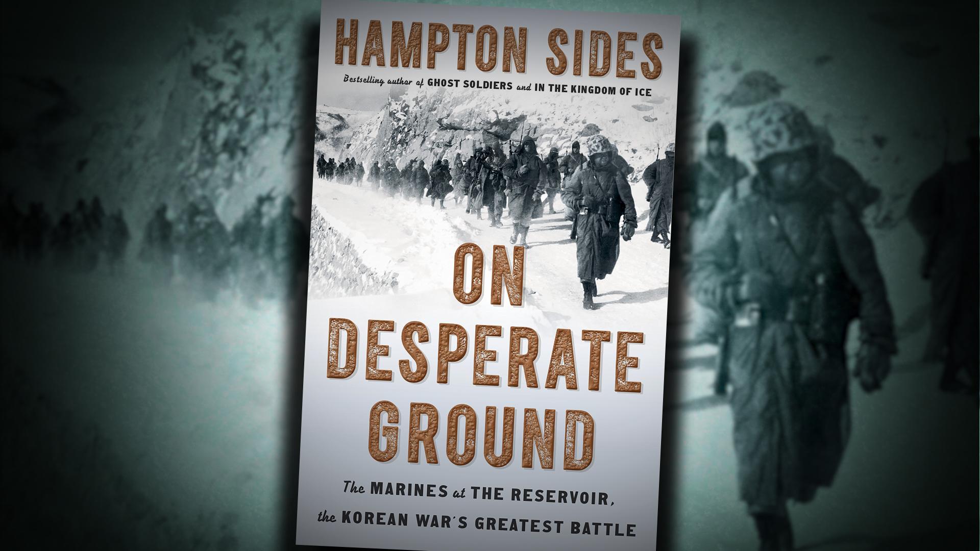 Hampton Sides Still