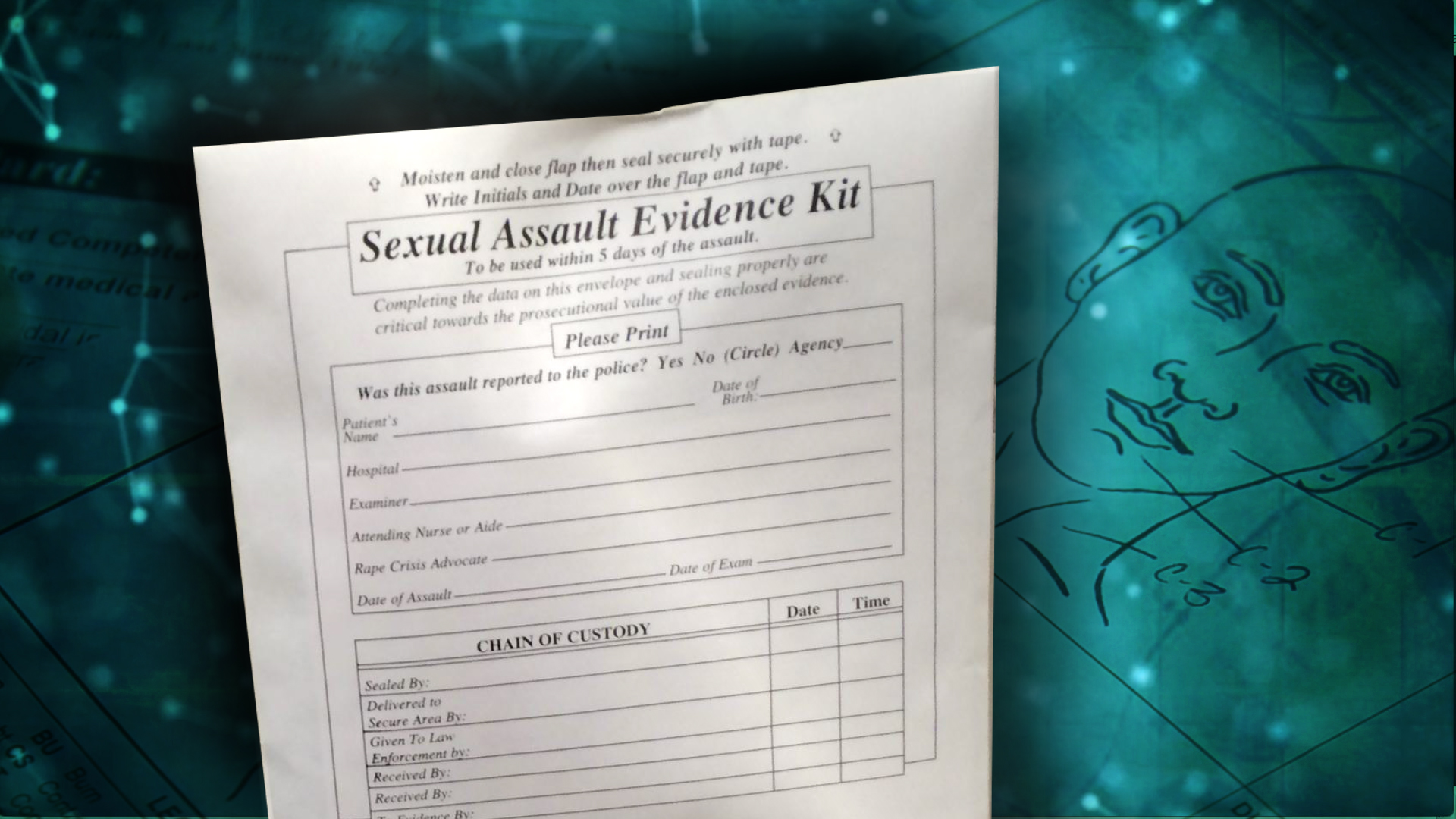 Sexual Assault Kit