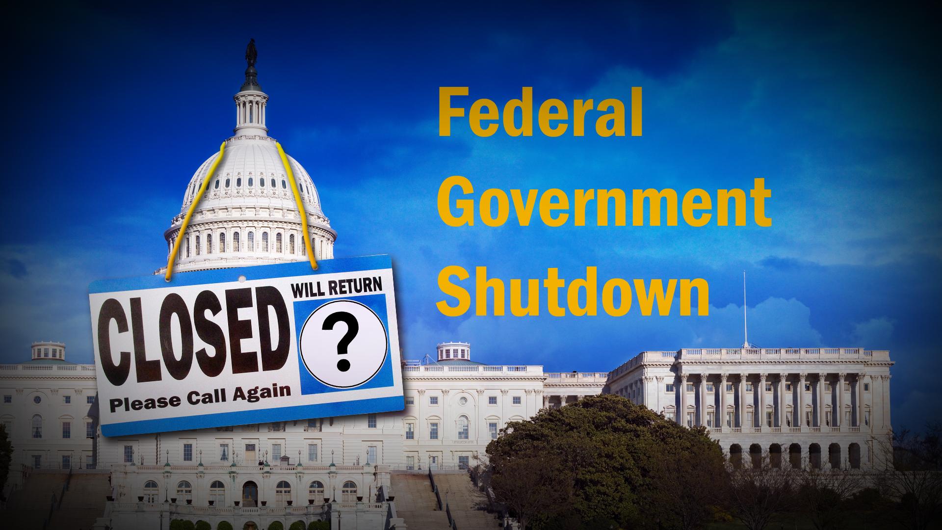 1230 Fed Shutdown