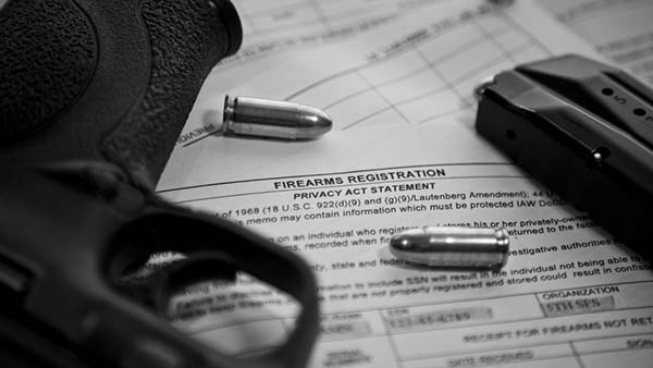 1232 Gun Control Legislation