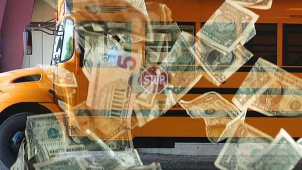 1234 School Money