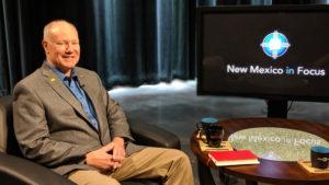 Dan Hicks, CEO of Spaceport America