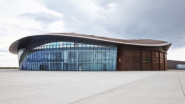 Spaceport America Terminal