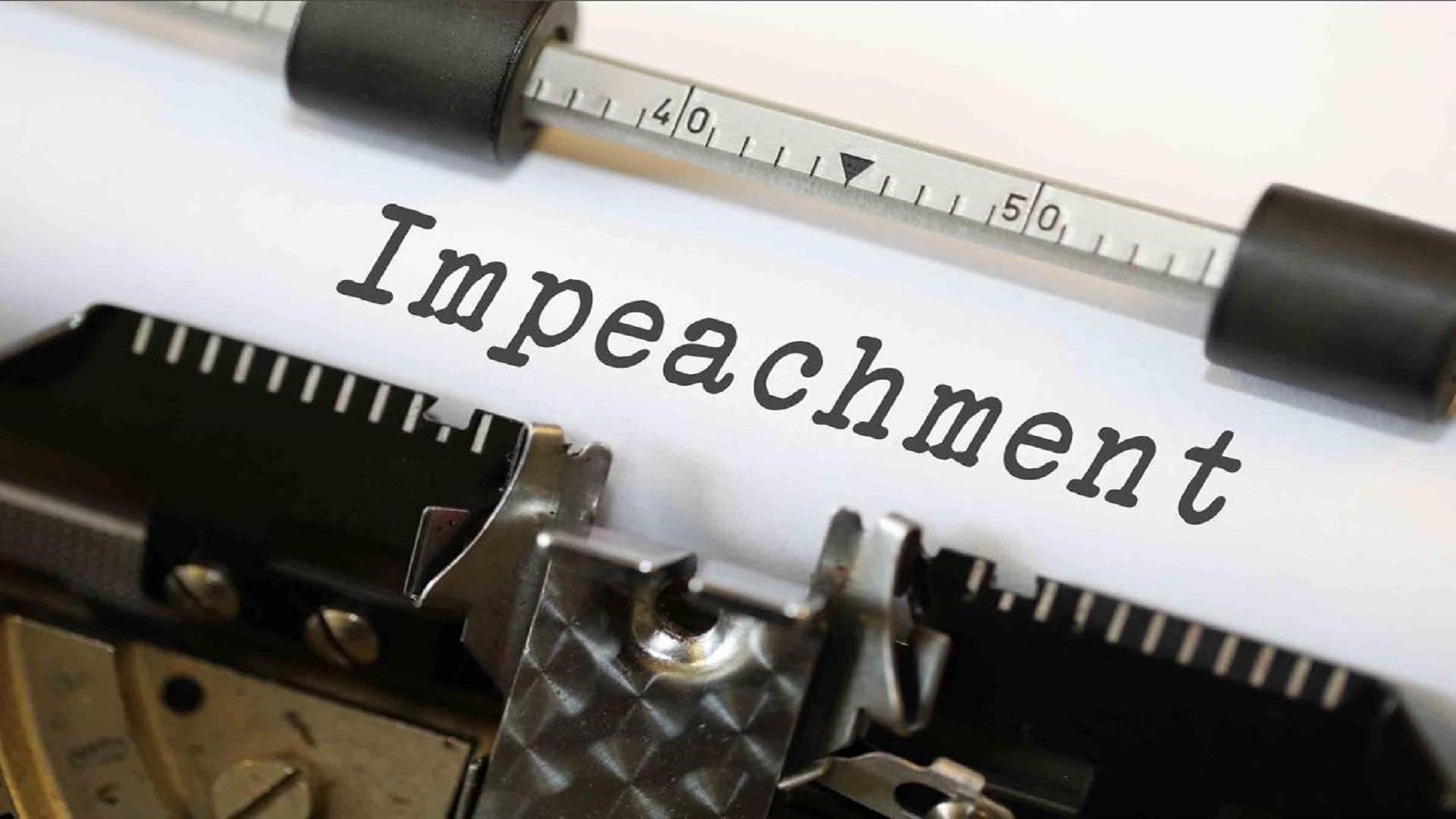 1313 Line Impeachment Inquiry