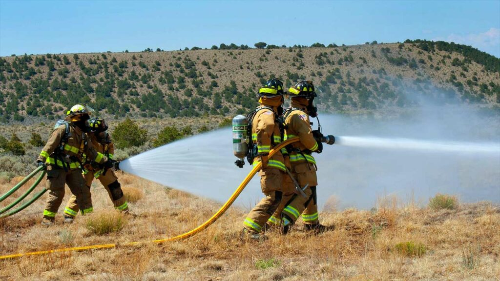 firefighter shortage