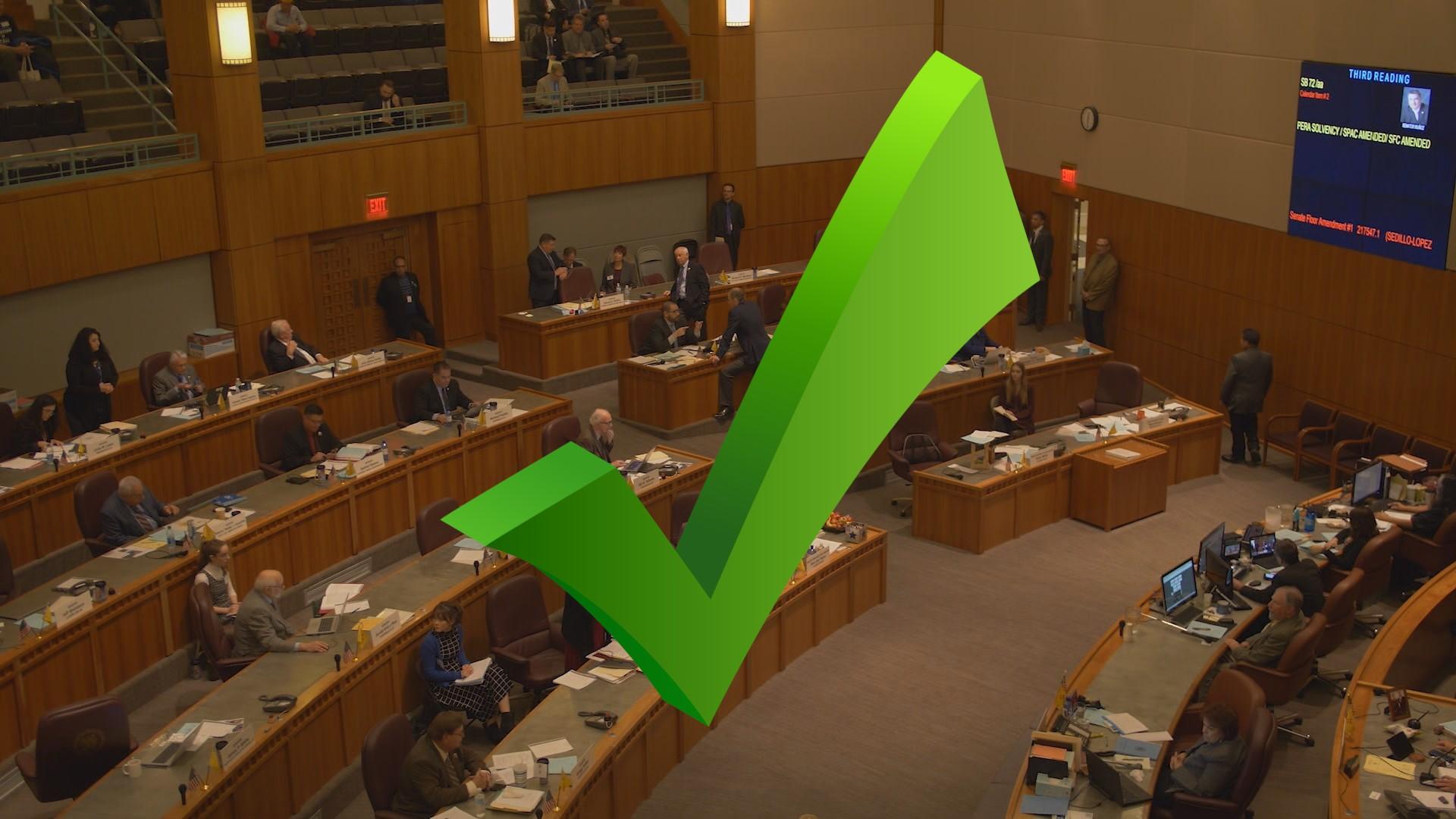 New Mexico Legislative Wrap: What Passed