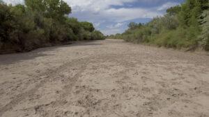 Rio Grande Drying 3