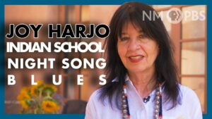 Harjo Indian School Night Blues