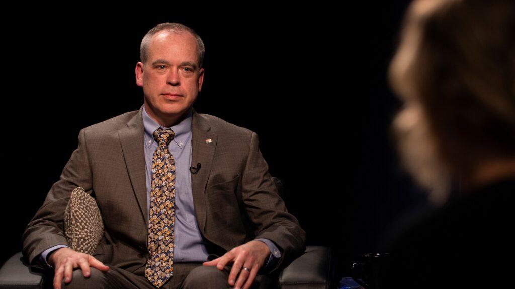 New Mexico Environment Secretary James Kenney.