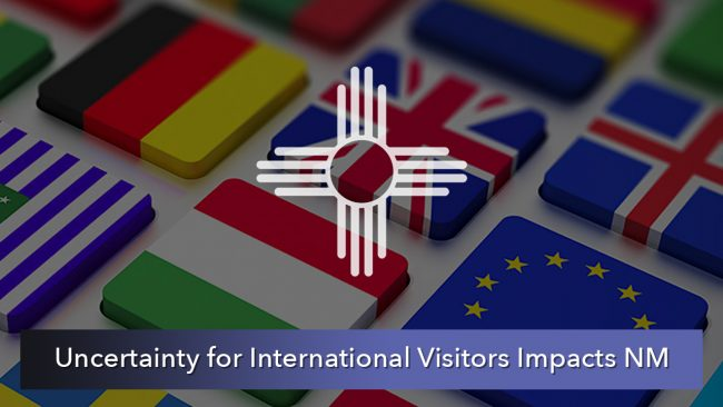 NMiF: NMiF: Uncertainty for International Visitors Impacts NM