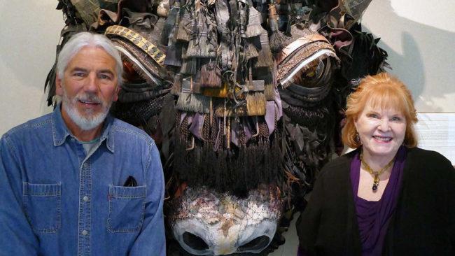 Report from Santa Fe: Dan Flores and Lorene Mills