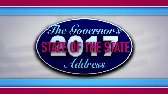 2017 State of the State Address banner