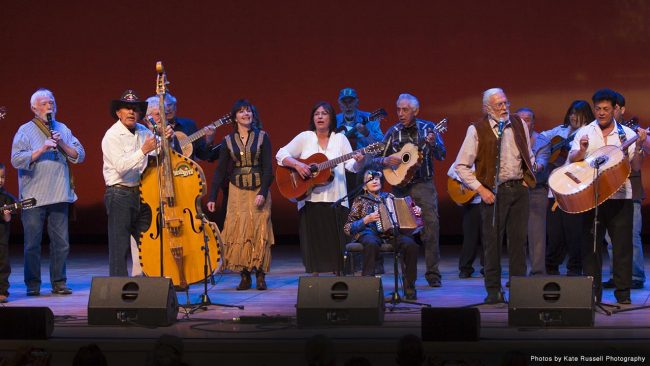 The 16th Annual Nuestra Musica at the Lensic Theater, Santa Fe, NM