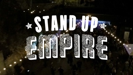 Stand Up Empire Logo