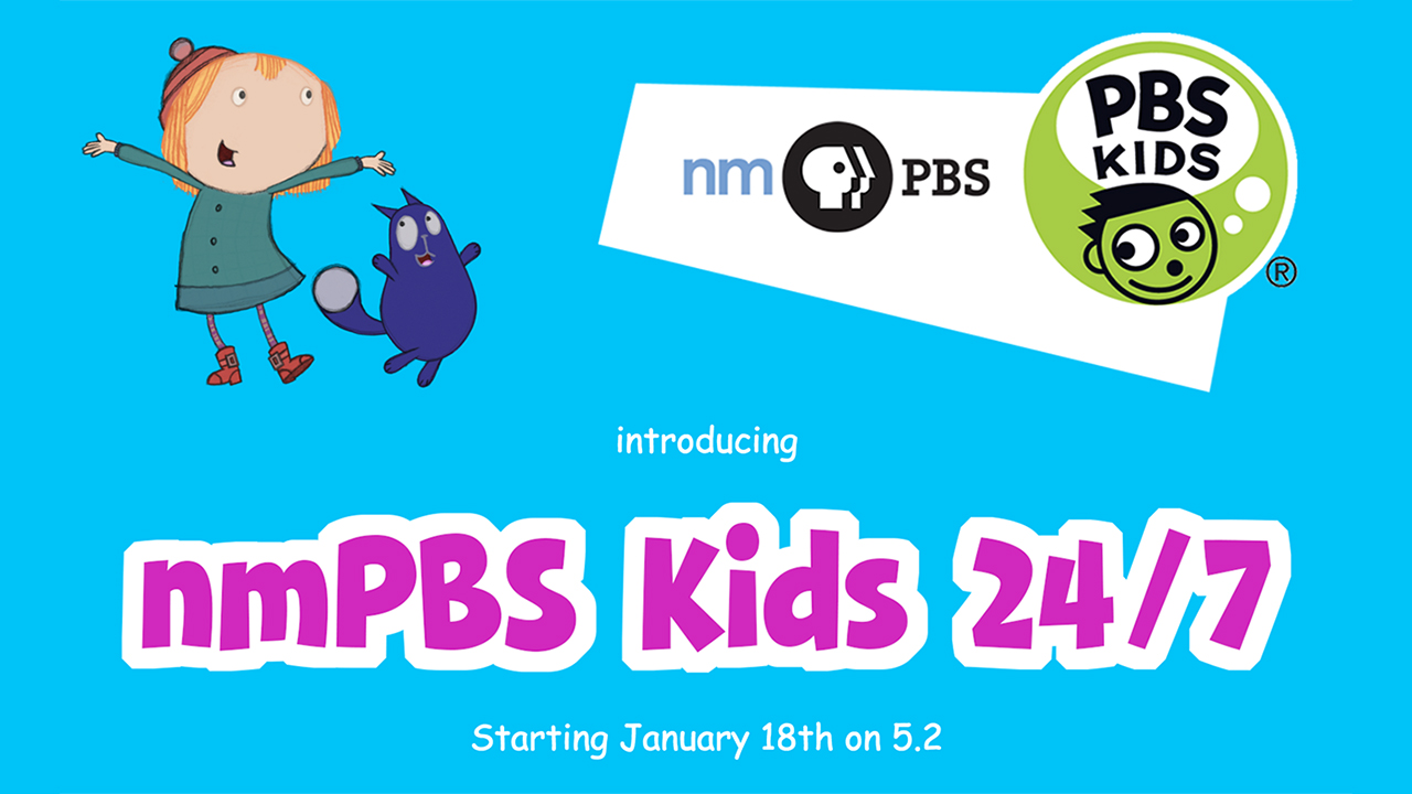 the new mexico pbs kids channel - new mexico pbs, knme-tv
