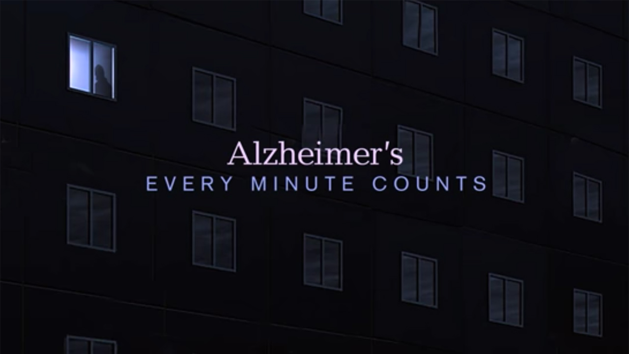 Alzheimers: Every Minute Counts