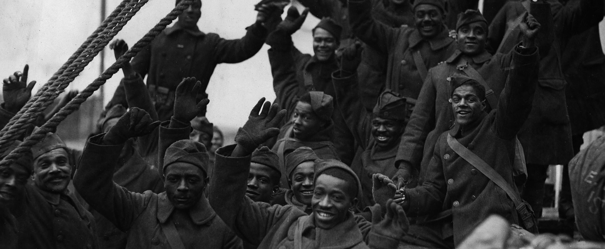 AMERICAN EXPERIENCE: The Great War - Harlem Hellfighters